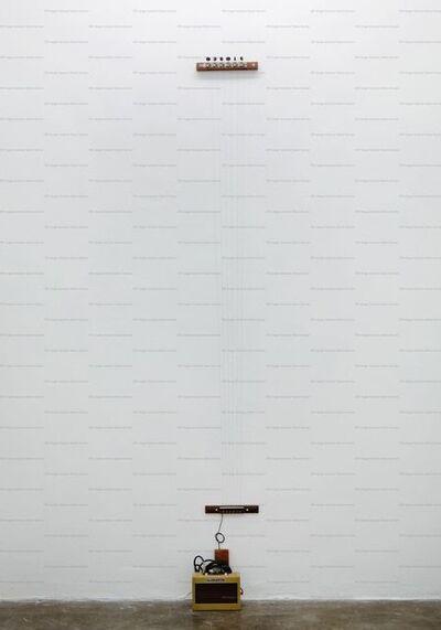 Chiara Banfi, 'DESENHO SONORO', 2012
