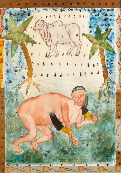 Arpita Singh, 'Taurus: Indulgence', 1999