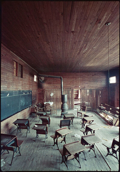Gordon Parks, 'Black Classroom, Shady Grove, Alabama', 1956