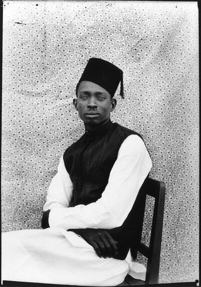 Seydou Keïta, 'Sans titre', 1955