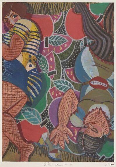 Ella Kruglyanskaya, 'Fruit Picnic', 2016
