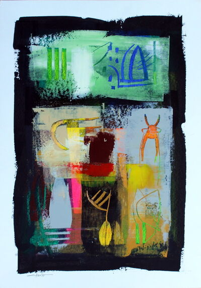Charles Khoury, 'Light Green', 1998