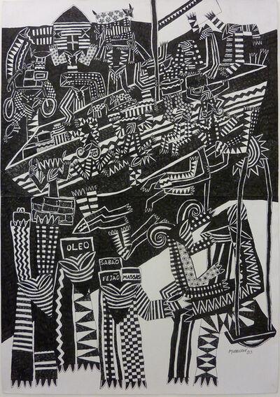 Celestino Mudaulane, 'A Arca de Noé de Chokue', 2013
