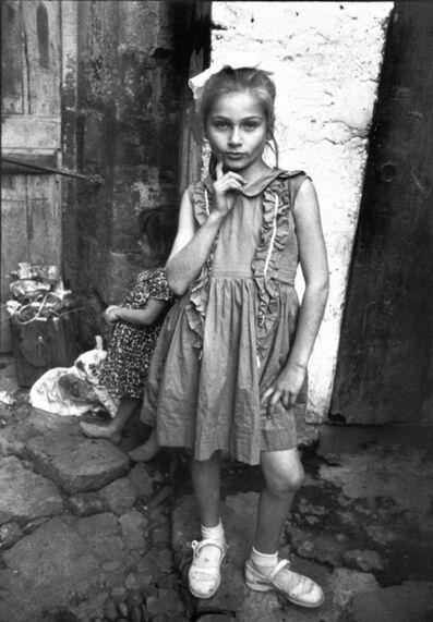 Mary Ellen Mark, 'Street Child Turkey', 1965