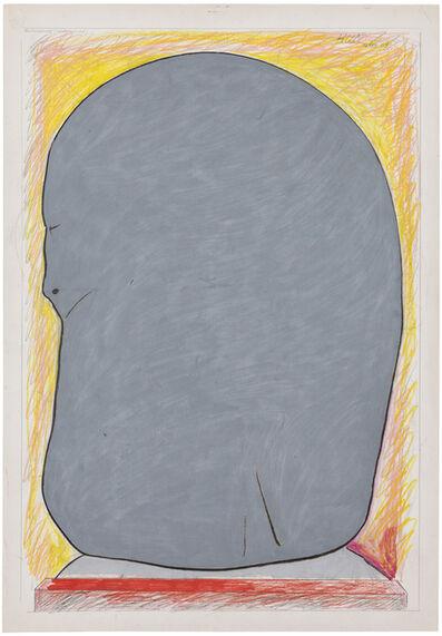 Kurt Hüpfner, 'Blockheide', 1969