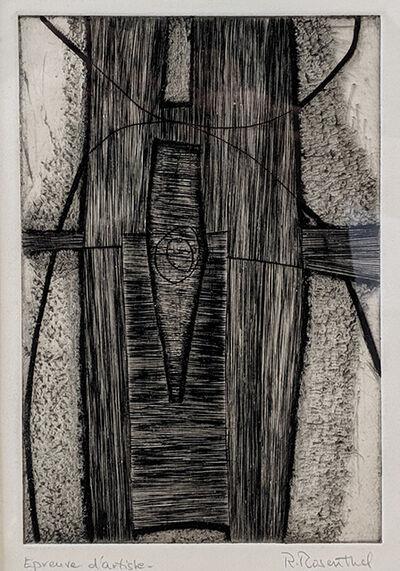 Rachel Rosenthal, 'Untitled', 1950