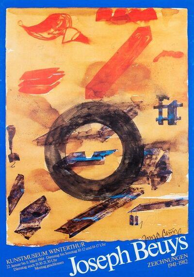 Joseph Beuys, 'Solo exhibition, Kunstmuseum, Berlin', 1984