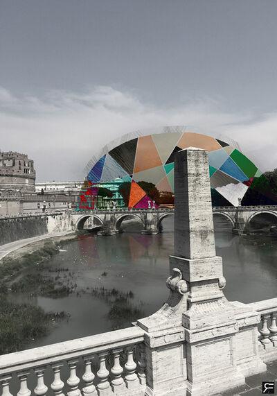 Farinaz Rasouli, 'Die Brücke', 2017