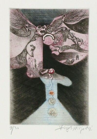 Virgilije Nevjestic, 'L'Aube', 1973