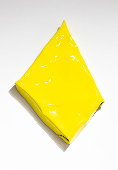 Tim Ebner, 'Untitled (lemon) ', 2018