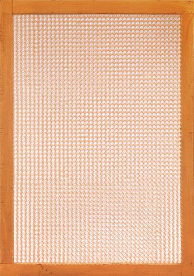 Dadamaino, 'Volume a moduli sfasati', 1960