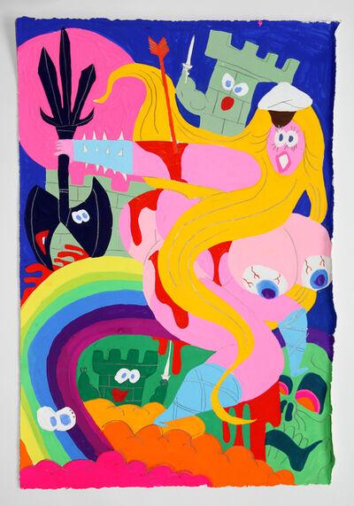 Todd James, 'Untitled (Rainbow)', 2014
