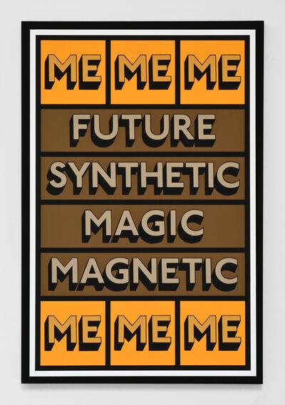 Tim Fishlock, 'FUTURE ME', 2019