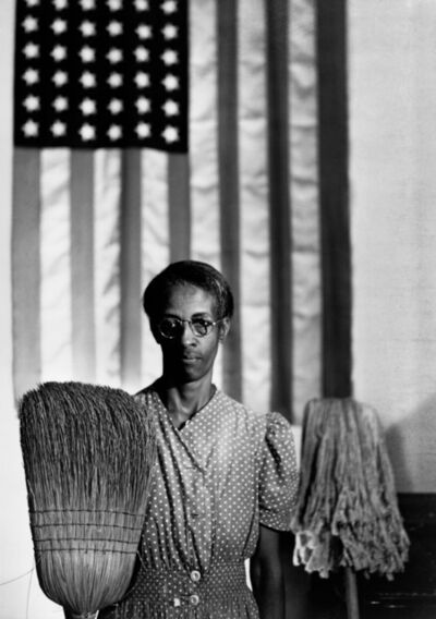 Gordon Parks, 'American Gothic, Washington, D.C.', 1942