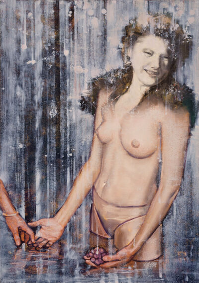 Attila Szűcs, 'Woman with mixed identities', 2016