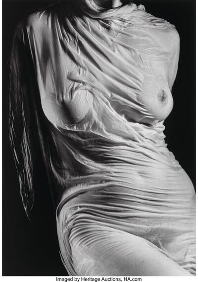 Ruth Bernhard, 'Wet Silk', 1938