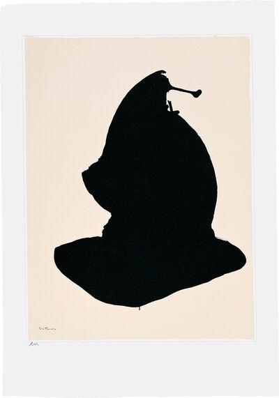 Robert Motherwell, 'Africa Suite: Africa 10', 1970