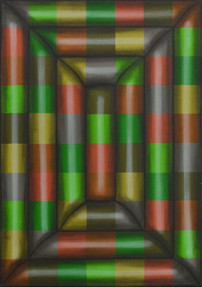 Stefan Lausch, ' Luftkammerbild', 2001