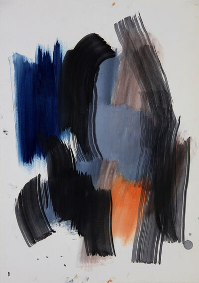 Fritz Winter, 'Untitled', 1964