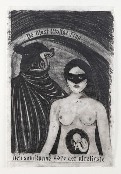 Marcel Dzama, 'De Mest Utolige Ting', 2015