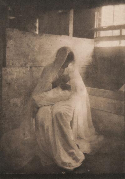 Gertrude Käsebier, 'The Manger'