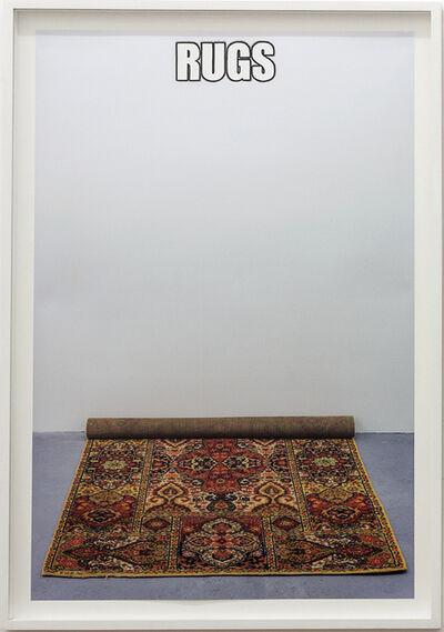 Cristina Garrido, '#RUGS', 2015