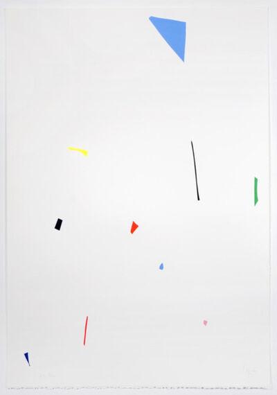 Imi Knoebel, 'ohne Titel (2)', 1995