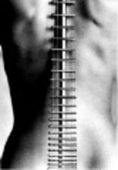 Ralph Gibson, 'Light Strings(2003)_Untitled', 2003