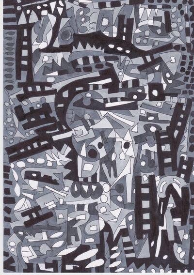 Derek Culley, 'Lockdown Series no.17', 2020