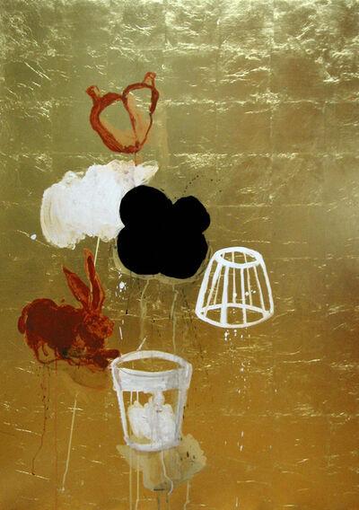 Amina Benbouchta, 'Untitled (Heart, rabbit, pot)', 2014