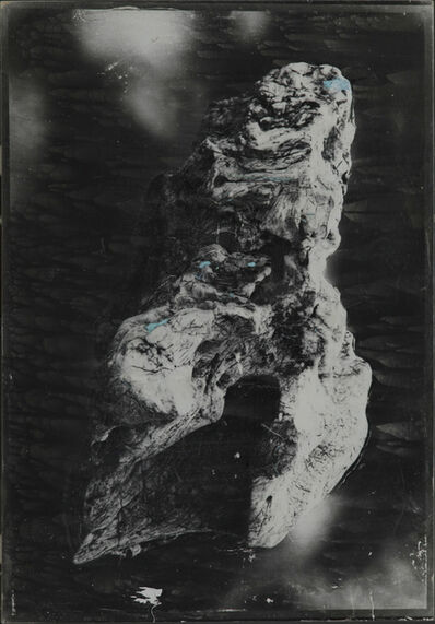 Shao Wenhuan 邵文欢, 'Green Mold VIII 霉綠系列 VIII', 2012