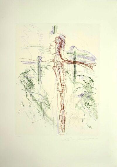 Ernesto Treccani, 'Christ', 20th Century