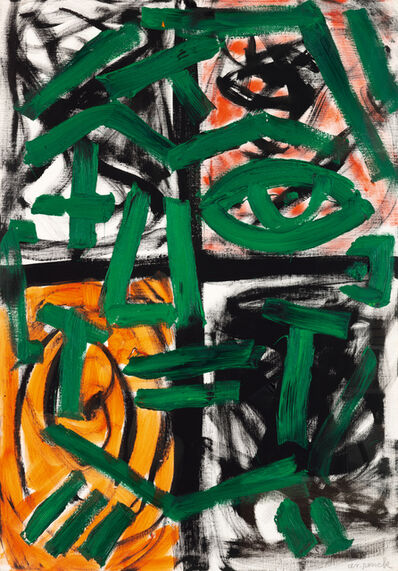 A.R. Penck, 'Untitled'