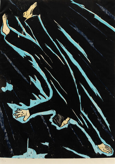 Richard Bosman, 'Falling Man'