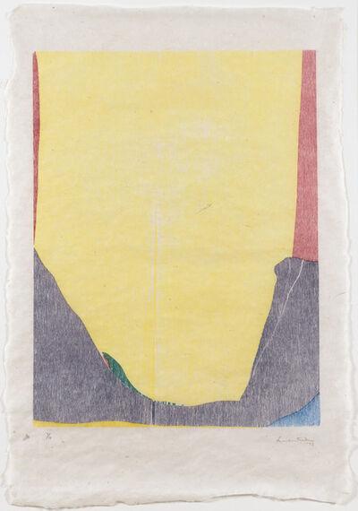 Helen Frankenthaler, 'East and Beyond', 1973