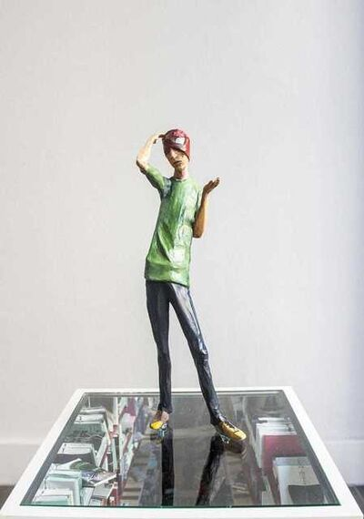 Kenji Sugiyama, 'Institute of Intimate Museums  Inside (doll)', 2015