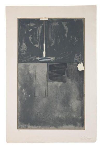 Jasper Johns, 'Zone', 1972