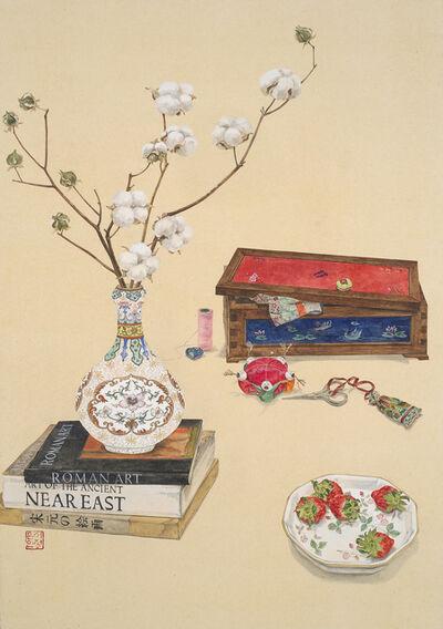 Lee Jung Eun (b. 1971), 'Thread and rhythm 이음', 2017