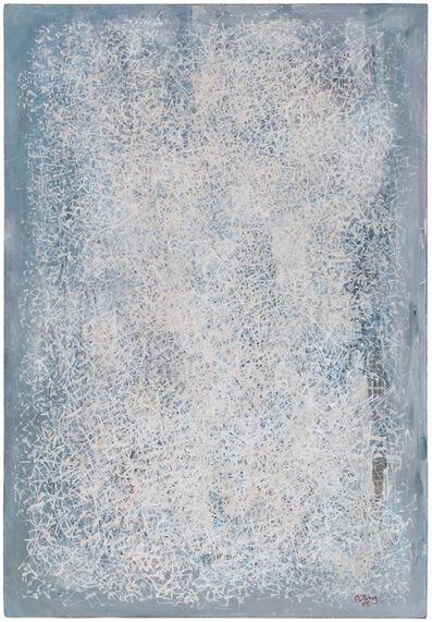 Mark Tobey, 'White Writing', 1955