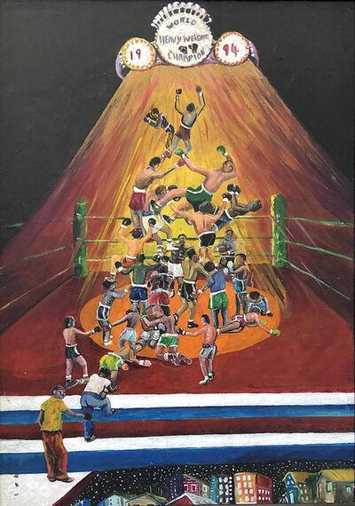 Ira Watkins, 'Who Will Be the Next Champ?', 1997-1998