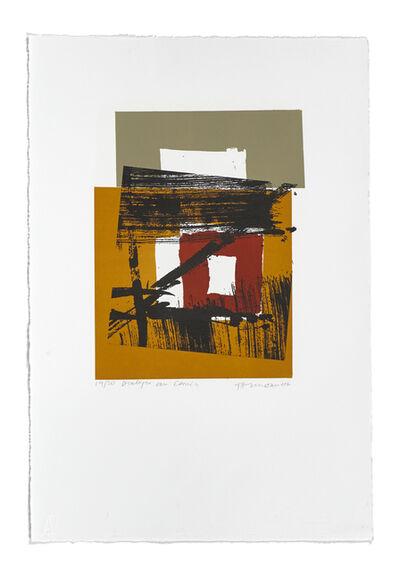 Francine Simonin, 'Dialogue au carré 9', 2007