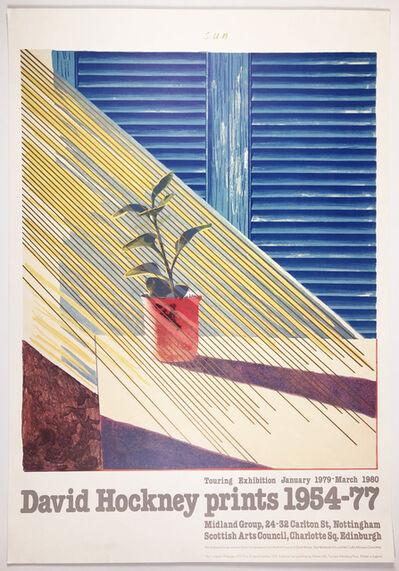 David Hockney, 'Midland Group', 1979