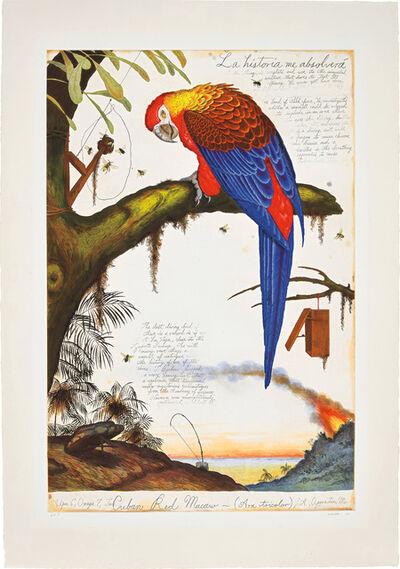 Walton Ford, 'La Historia Me Absolvera (History Will Absolve Me)', 1999