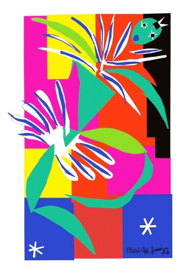 Henri Matisse, 'Danseuse Créole (The Creole Dancer)', 2007