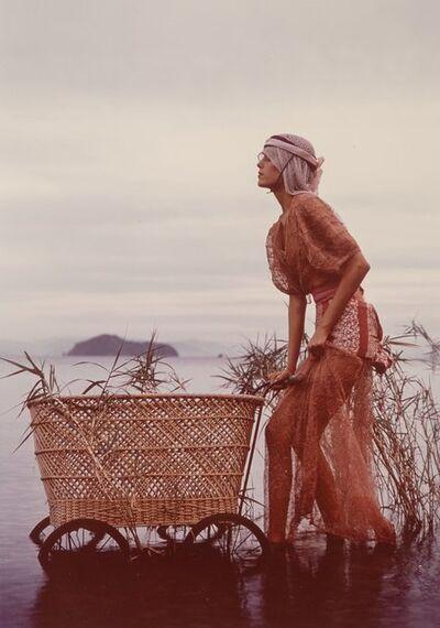 Hideki Fujii, 'Untitled (Woman in Marsh)'