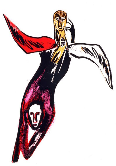 Mimmo Paladino, 'Figura II', 1982