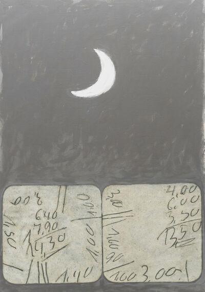 C.O. Paeffgen, 'o.T. (Mond)', 1997