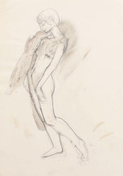 Jeanne Daour, 'Nude', 20th Century