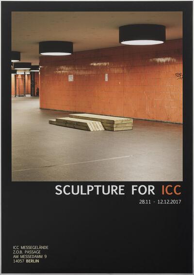 Pierre Descamps, 'Sculpture for ICC', 2018