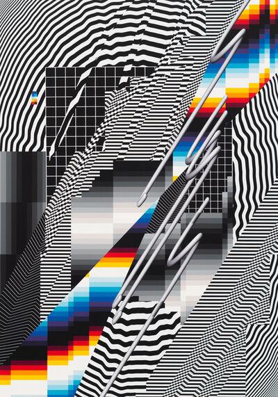 Felipe Pantone, 'Optichromie #137', 2021